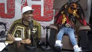 4-23-19 The Corey Holcomb 5150 Show - Special Guests: Rizza Islam and Dio #TheHipHuppets