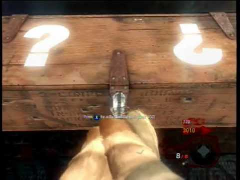 Cod Black Ops: Kino Der Toten Mystery Box glitch really works