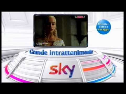 Sky Italia Fastweb Bundle Italia1 10 April 2015
