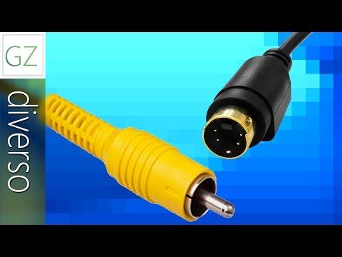 GZ   ¿Cuál es la diferencia entre S-Video y Compuesto (el cable amarillo)?