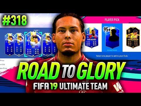FIFA 19 ROAD TO GLORY #318 - OMG I PACKED HIM!!