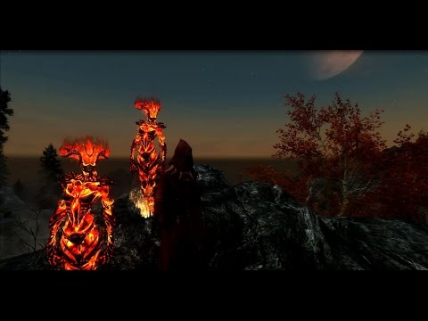 Skyrim Builds - The Acolyte