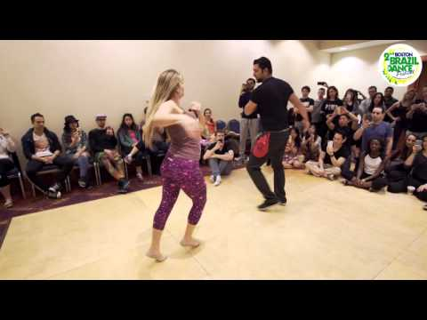Zouk   Demo   Rodrigo + Kendra   Boston Brazilian Dance Festival 2015