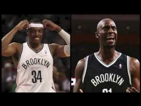Boston Celtics Trade Kevin Garnett, Paul Pierce to Brooklyn Nets For Spare Parts, Draft Picks