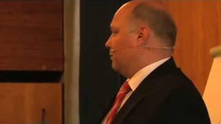 Friedhelm Wachs  Deutschlands Verhandlungsexperte beim UnternehmerFreitag SchmidtColleg St. Georgen.
