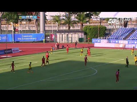 U23 Vietnam VS U23 Brunei 6-0  SEA Games 28 2015 Tổng Hợp Kết Quả 三浦日本のコーチ Pengkompaunan Keputusan