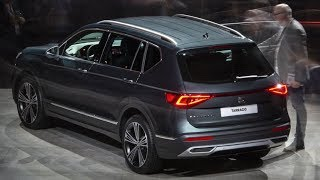 2019 Seat Tarraco SUV First Look