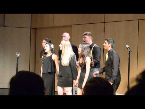 This Is The New Year (A Great Big World Cover) - Mood Swing A Cappella
