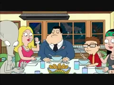 American Dad Roger's Best Bits video