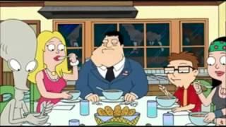 American Dad Roger's Best Bits