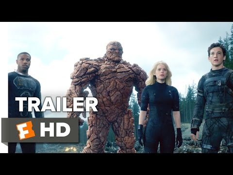 Watch Fantastic Four (2015) Online Full Movie