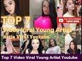 Top 7 Video Update Artis Viral Youtube l Ghea Youbi l Lifa Nabila l Bella Nafa l Nona Noni l 2Tiktok