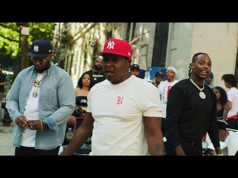 Smoke DZA - Hibachi feat. Jadakiss & Flipp Dinero (Official Music Video)