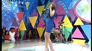Lina Lady Geboy - Jarang Pulang At Top Pop MNC TV Tgl. 03 Oktober 2013
