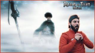 Attack on Titan REACTION! - OVA: No Regrets - Part 2