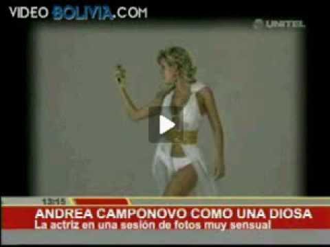 Andrea Camponovo Orgullasamente Boliviana VIVA BOLIVIA CARAJO!!!