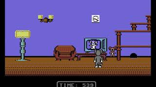 Sped-Up Turds: Tom and Jerry for the C64
