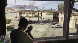 Death Accessory : GTA5 Test AMD A10 7300APU  ON Laptop