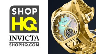 Shop HQ Online Live: Invicta 02.17 With Blair Christie