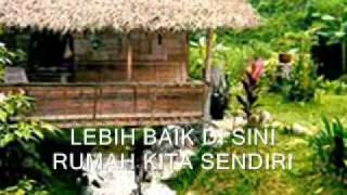 Download Lagu RUMAH KITA - GodBless ---  CipVideo by JohnDam Gratis STAFABAND