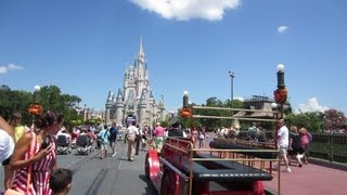 Almost All The Rides At Walt Disney World & A Mine Cart Roller Coaster Update!!! (8.29.13)