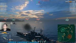 World of Warships - Radosne granko