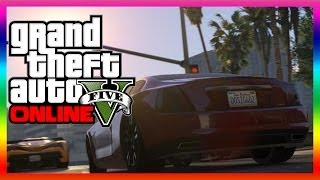 GTA 5 Funny Moments - Cheating at Races, Car Stunts & DNF's - TheSquad Funny Moments