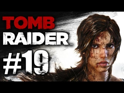 Tomb Raider (2013) - Gameplay Walkthrough Part 19 - Explosive Arrows (XBOX 360/PS3/PC)