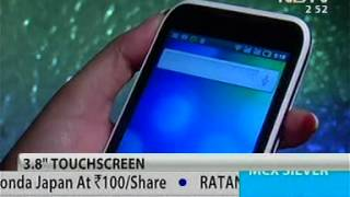 Karbonn A9 Review-NDTV Profit-02.51pm- 11the August 2012