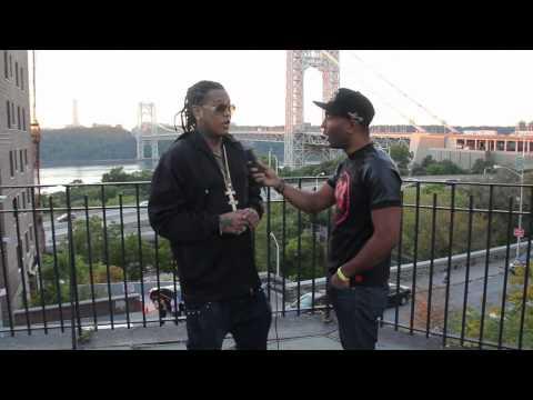 Harold Diaz Entrevista A Shelow Shaq NYC 2014