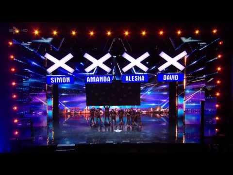 Українці «підірвали» зал на Britain's Got Talent!