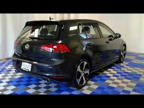 New 2017 Volkswagen Golf GTI Saint Paul MN Minneapolis, MN #83537