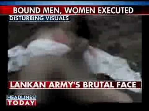 New video on Lanka 'war crimes' out- India - India Today - Latest Breaking News .flv