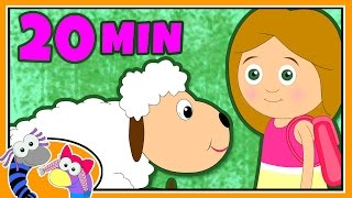 Mary Had A Little Lamb & More Popular Nursery Rhymes For Children By Silly Sox