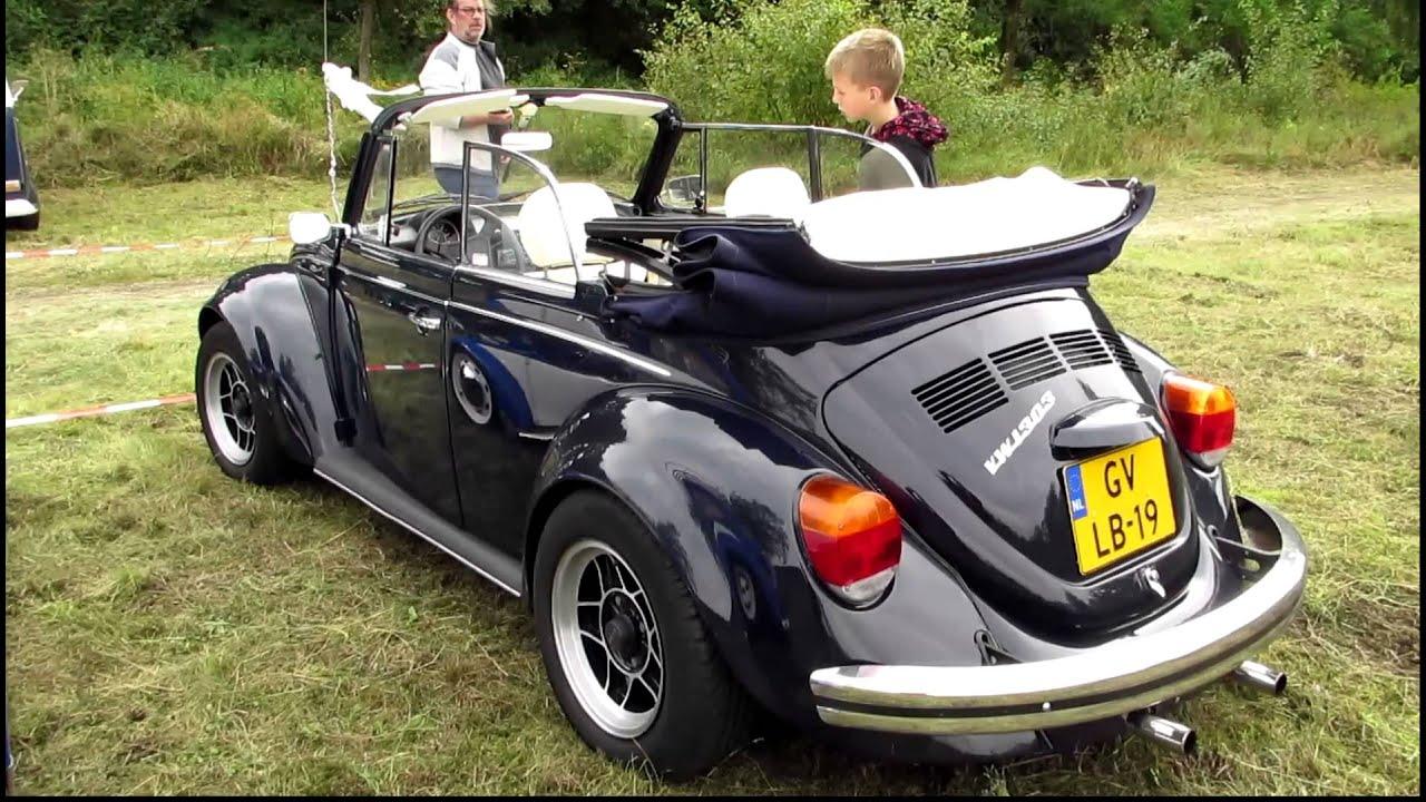 Volkswagen Beetle Ratings >> vw beetle convertible 1303 kevermeeting @ simpelveld 2012 - YouTube