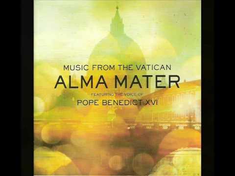 ALMA MATER - pope Benedict XVI.