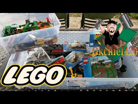 Okchief420 Toy Hunting EP. 54 Lego City 7939 Thriftin