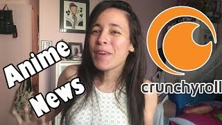 CRUNCHYROLL FINALLY UPGRADES, Netflix's Death Note Gets a SEQUEL?!, + more | Anime News!