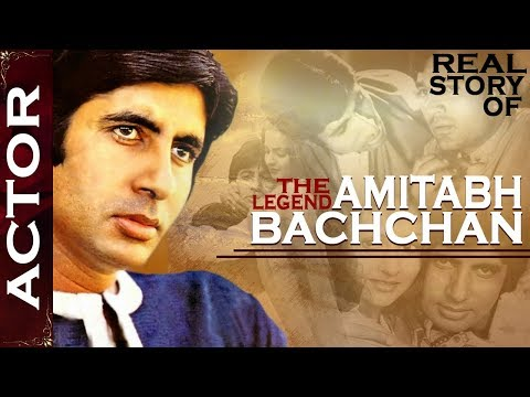 The Story Of Superstar Amitabh Bachchan