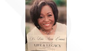 Lois Evans remembered as 'First Lady' of Oak Cliff Bible Fellowship Church