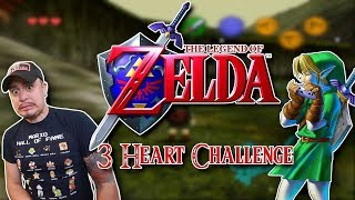 3 Heart Challenge pt 4 - Ocarina of Time