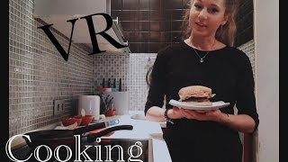 VR - Cooking