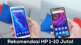 Rekomendasi HP terbaik untuk tahun 2018!