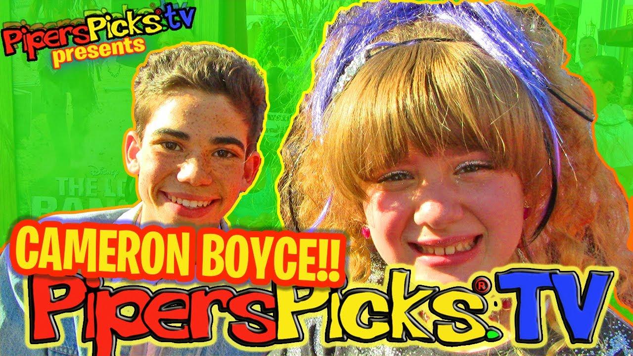 Cameron Boyce Sister Cameron Boyce Talks Dating