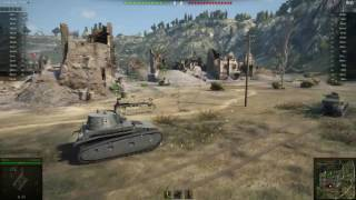 World Of Tanks - Gotta start from the bottom