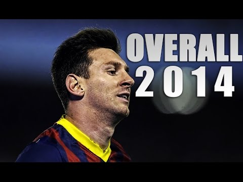 Lionel Messi Overall 2014 Hd video