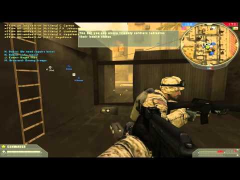 Como trocar o KIT de armas no Battlefield 2