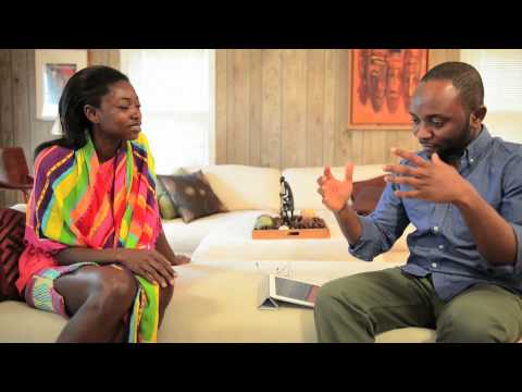 The Living Room Conversations - Discovering Ghana