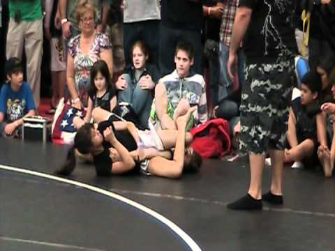 Teen Girls Fight For First & Second PaulThomasBJJ