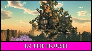 In The House! Leria's Home! (Second Life)
